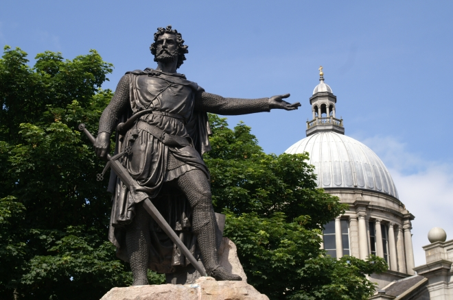 William Wallace: freedom fighter or terrorist!?!